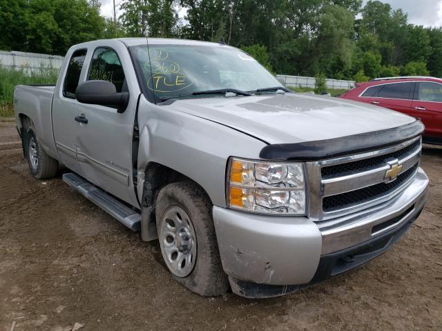 Salvage cars for sale from Copart Davison, MI: 2010 Chevrolet Silverado