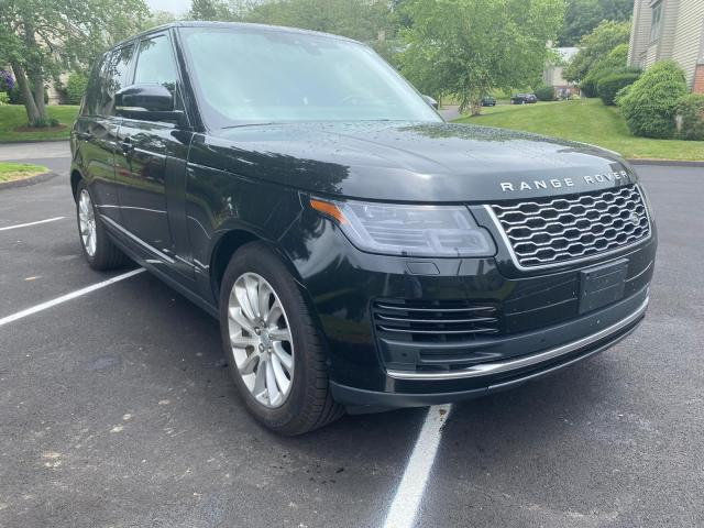 Upcoming salvage cars for sale at auction: 2018 Land Rover Range Rover