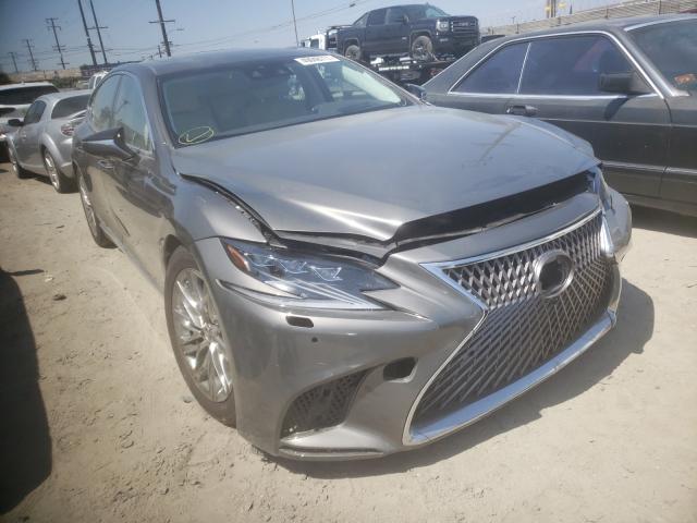 Lexus Vehiculos salvage en venta: 2018 Lexus LS 500 Base