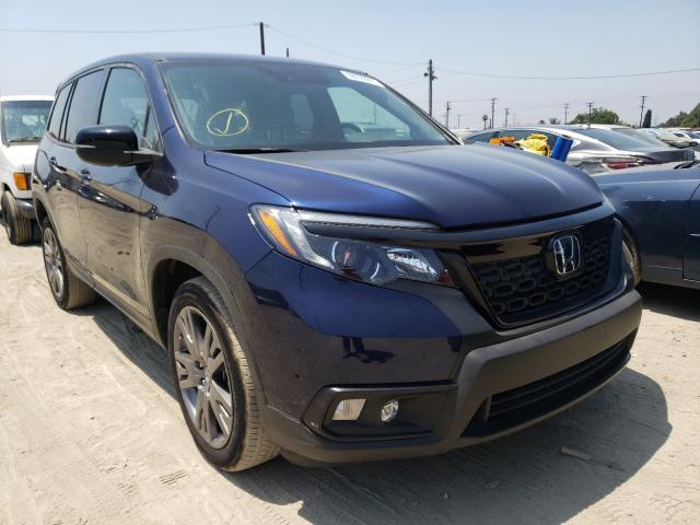 Honda Vehiculos salvage en venta: 2019 Honda Passport E