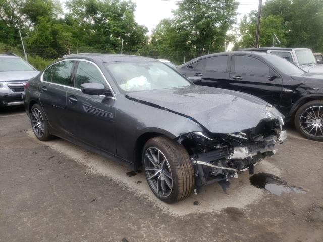 2021 BMW 330XI 3MW5R7J04M8B61298