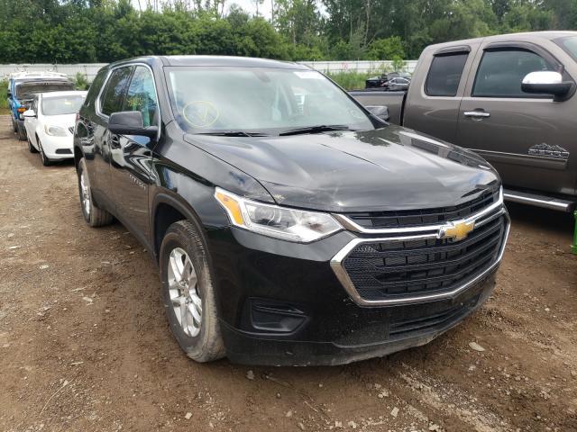 Vehiculos salvage en venta de Copart Davison, MI: 2021 Chevrolet Traverse L