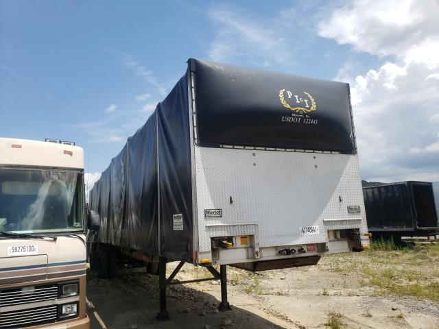 Reitnouer salvage cars for sale: 2007 Reitnouer Trailer