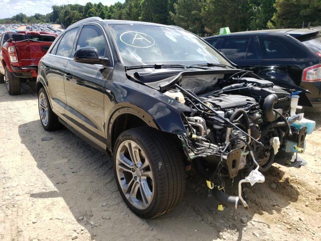 Audi Q3 salvage cars for sale: 2016 Audi Q3