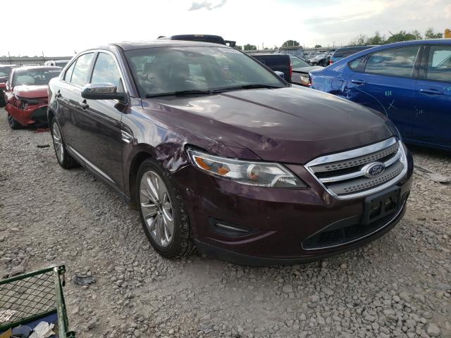 Salvage cars for sale at Appleton, WI auction: 2011 Ford Taurus LIM