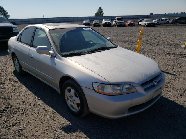 Salvage cars for sale from Copart Airway Heights, WA: 1999 Honda Accord EX