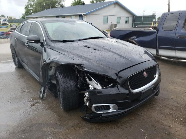 Salvage cars for sale from Copart Sikeston, MO: 2014 Jaguar XJR