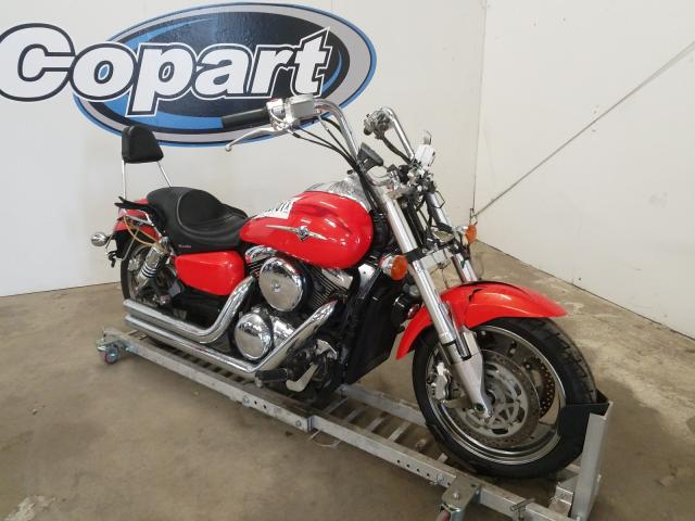 Salvage cars for sale from Copart Portland, OR: 2005 Kawasaki 1600 Means