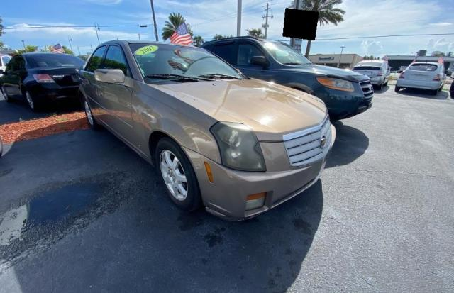 Salvage cars for sale from Copart West Palm Beach, FL: 2007 Cadillac CTS