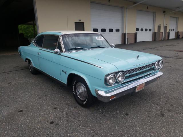 American Motors salvage cars for sale: 1965 American Motors Rambler
