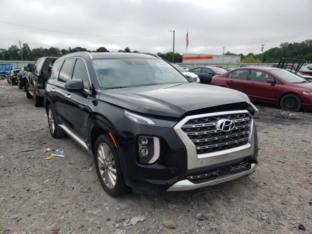 Salvage cars for sale from Copart Montgomery, AL: 2020 Hyundai Palisade L