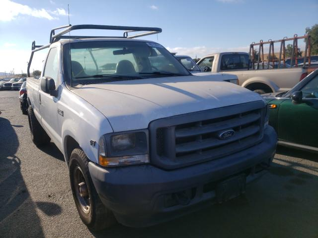 Salvage cars for sale from Copart Martinez, CA: 2002 Ford F-250