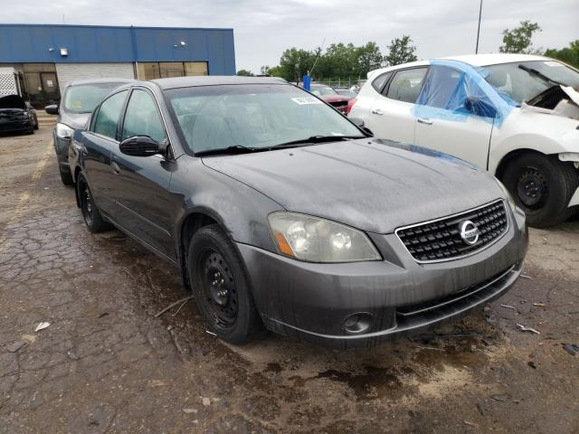 Salvage cars for sale from Copart Woodhaven, MI: 2006 Nissan Altima S