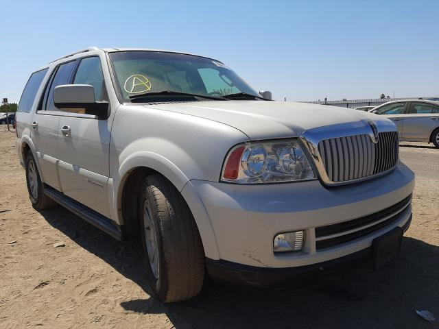 Lincoln Navigator salvage cars for sale: 2006 Lincoln Navigator