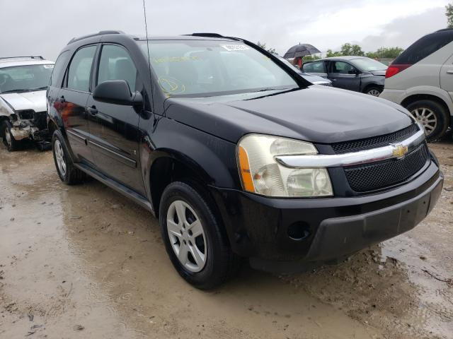 Salvage cars for sale from Copart Kansas City, KS: 2006 Chevrolet Equinox LS