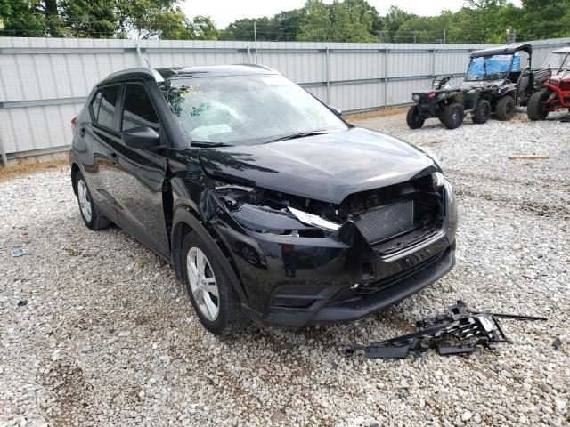 Salvage cars for sale from Copart Rogersville, MO: 2019 Nissan Kicks S