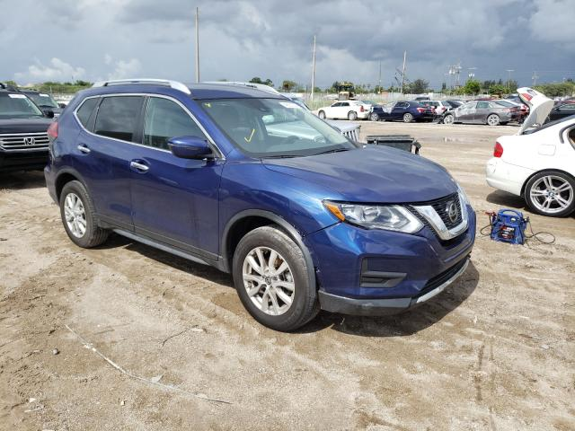 Salvage cars for sale from Copart West Palm Beach, FL: 2020 Nissan Rogue S