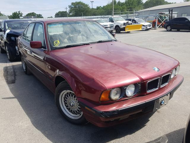 BMW 525 I Automatic salvage cars for sale: 1995 BMW 525 I Automatic