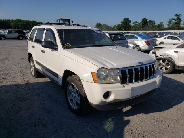 Salvage cars for sale from Copart Grantville, PA: 2006 Jeep Grand Cherokee
