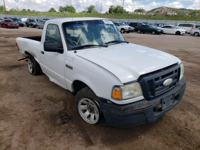Salvage cars for sale from Copart Colorado Springs, CO: 2008 Ford Ranger