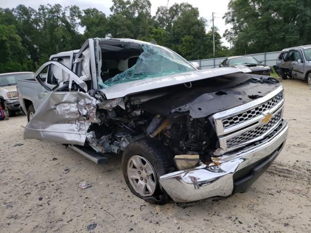 Salvage cars for sale from Copart Ocala, FL: 2015 Chevrolet Silverado