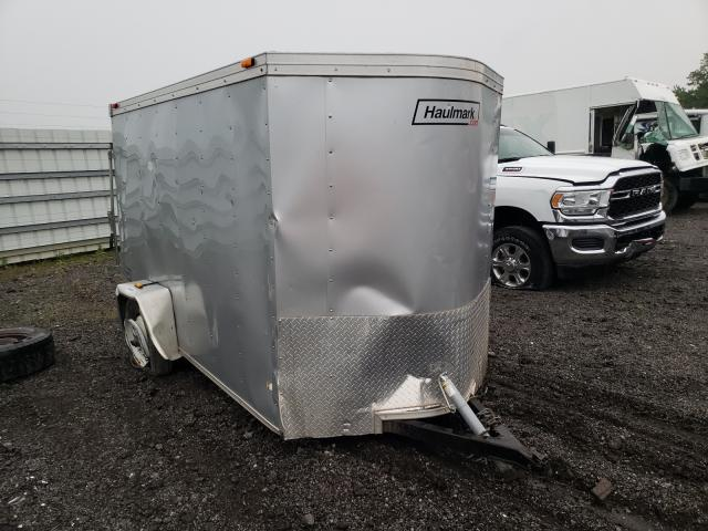 Salvage cars for sale from Copart Columbia Station, OH: 2008 Haulmark Trailer