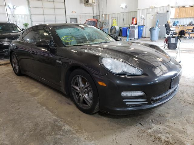 Salvage cars for sale from Copart Columbia, MO: 2012 Porsche Panamera 2