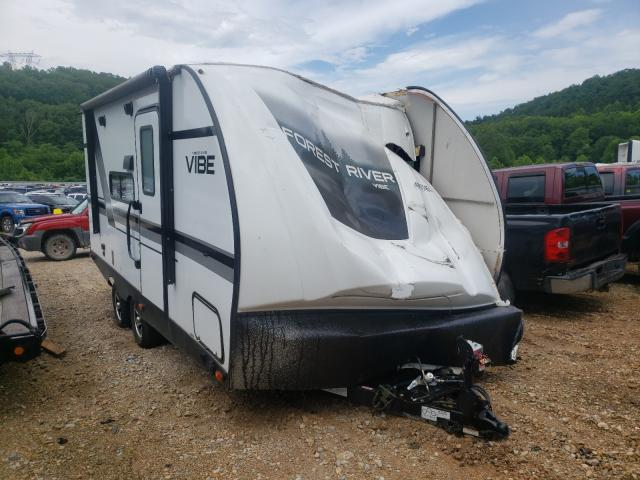 Salvage cars for sale from Copart Hurricane, WV: 2020 Wildwood Vibe