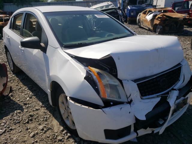 Vehiculos salvage en venta de Copart York Haven, PA: 2007 Nissan Sentra 2.0