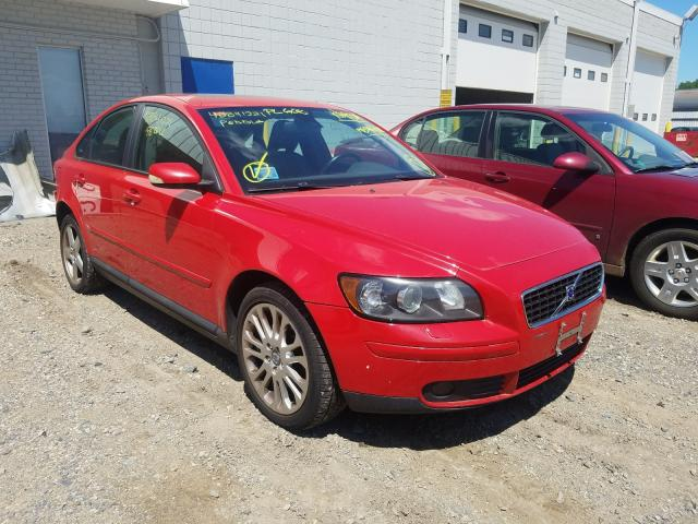 Volvo salvage cars for sale: 2006 Volvo S40 T5