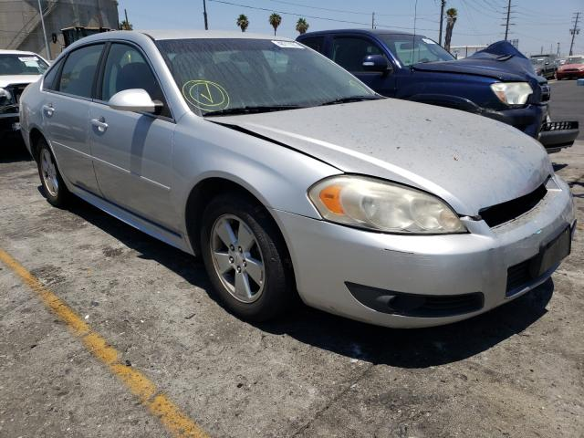 Vehiculos salvage en venta de Copart Wilmington, CA: 2011 Chevrolet Impala