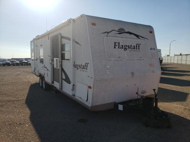 Salvage cars for sale from Copart Bismarck, ND: 2006 Wildwood Travel Trailer