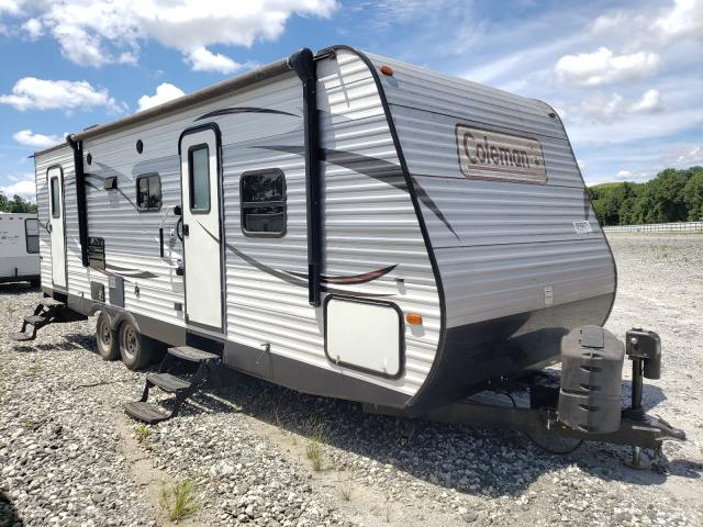 Salvage cars for sale from Copart Spartanburg, SC: 2016 Coleman RV