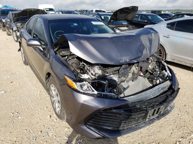 2018 Toyota Camry L en venta en New Braunfels, TX