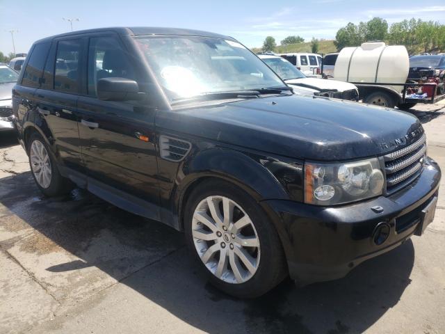 Land Rover Vehiculos salvage en venta: 2007 Land Rover Range Rover