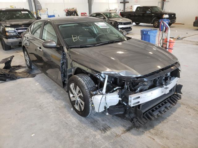 Salvage cars for sale from Copart Greenwood, NE: 2020 Nissan Altima S