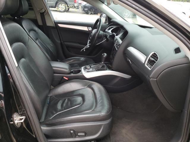 2011 AUDI A4 PREMIUM WAUEFAFLXBN041721