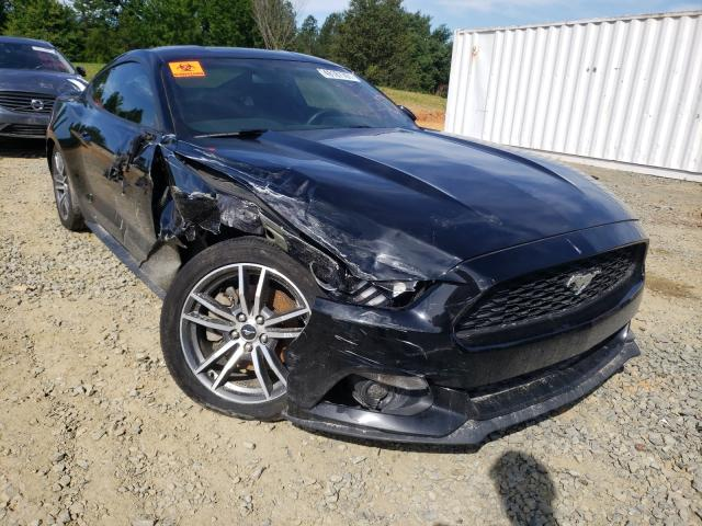 Salvage 2017 FORD MUSTANG - Small image. Lot 49187761