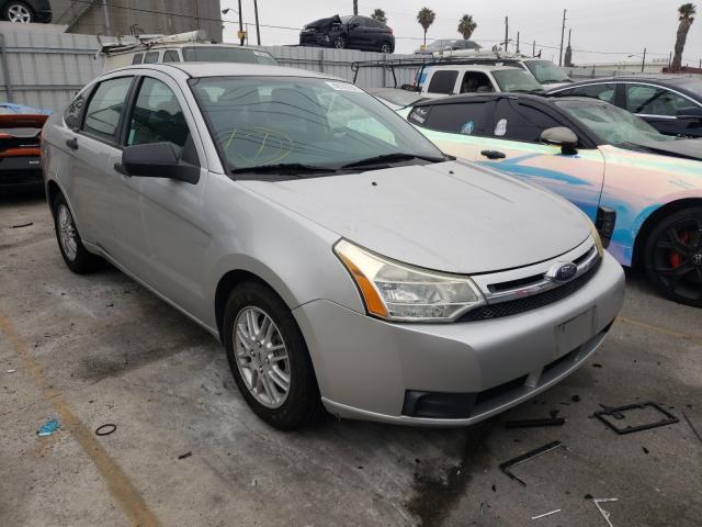 Vehiculos salvage en venta de Copart Wilmington, CA: 2009 Ford Focus SE