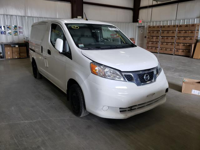 Salvage cars for sale from Copart Mendon, MA: 2015 Nissan NV200 2.5S
