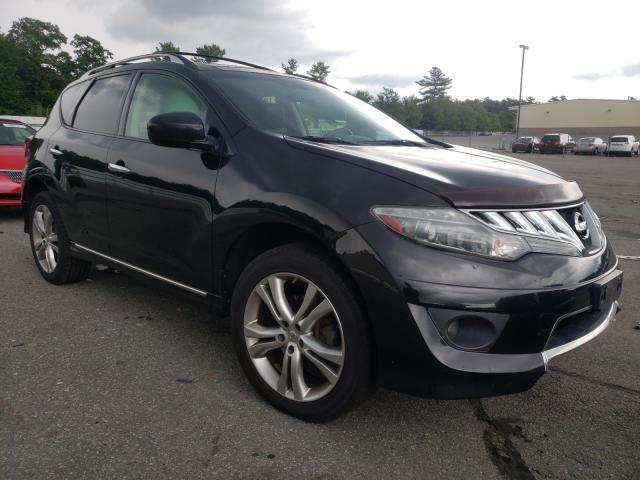 Salvage cars for sale from Copart Exeter, RI: 2010 Nissan Murano S