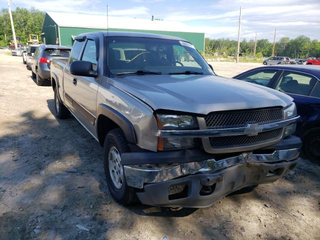 Salvage cars for sale from Copart Candia, NH: 2003 Chevrolet Silverado