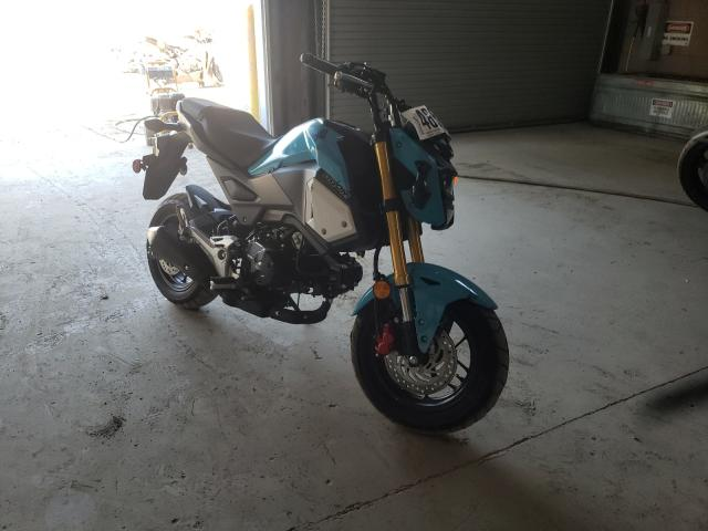 Salvage cars for sale from Copart Waldorf, MD: 2020 Honda Grom 125