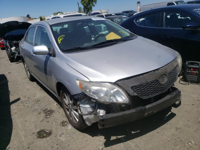 Vehiculos salvage en venta de Copart Martinez, CA: 2010 Toyota Corolla BA