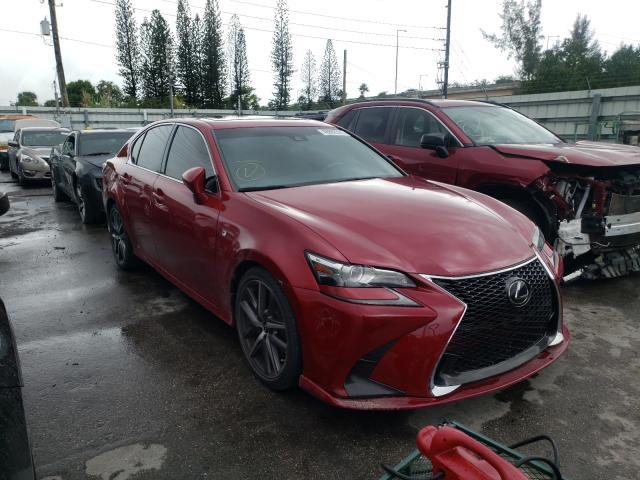 2018 Lexus GS 350 Base en venta en Miami, FL