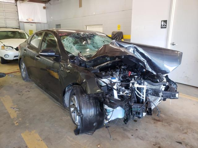 Salvage cars for sale from Copart Mocksville, NC: 2020 KIA Optima LX