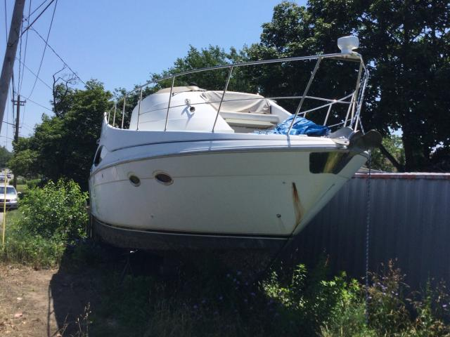 Salvage boats for sale at Brookhaven, NY auction: 2002 Carver Boat