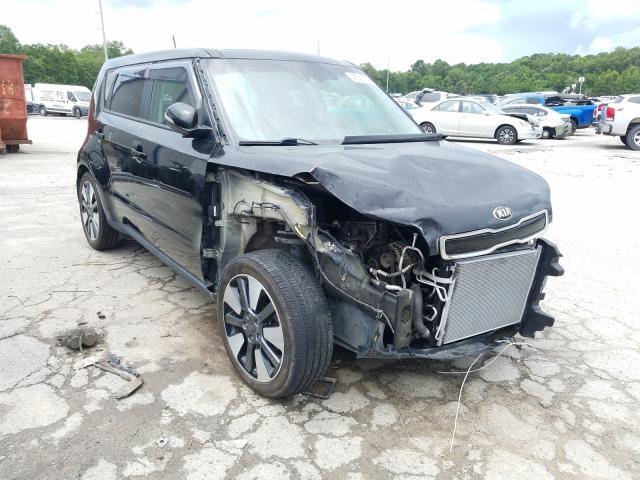 Vehiculos salvage en venta de Copart Savannah, GA: 2016 KIA Soul
