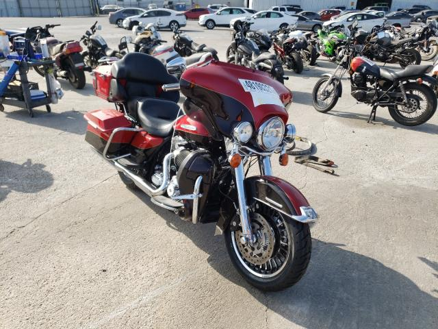 Harley-Davidson salvage cars for sale: 2011 Harley-Davidson Flhtk