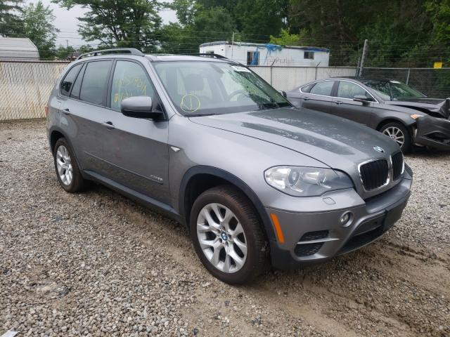Salvage cars for sale from Copart Northfield, OH: 2012 BMW X5 XDRIVE3